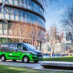 Ford estudia el impacto ambiental con la Transit híbrida