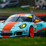 Dos nuevas victorias de Víctor Gómez IV en el Porsche GT3 Cup Challenge