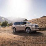 Infiniti QX80 nombrado mejor SUV premium 2018