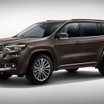 En venta la Jeep Grand Commander 2019… solo en China