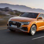 El SUV Audi Q8 hace su debut mundial
