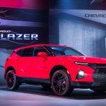 Chevrolet presenta la nueva Blazer 2019