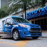 Entregas autónomas por Ford y Postmates