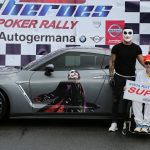 Superhéroes de Nissan sorprenden a los asistentes en evento por la MDA