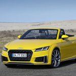 Nuevo «look» para el Audi TT