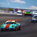 A paso firme Víctor Gómez IV en el Porsche GT3 Cup Challenge