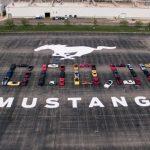 El Mustang alcanzó las 10 millones de unidades