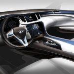 El lujo en los interiores del Infiniti QX50 del 2019
