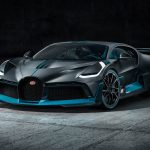 Bugatti presenta el Divo, un deportivo de casi 1500 hp