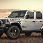 Jeep® presenta el nuevo Wrangler Moab Edition