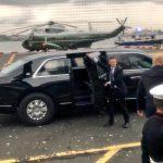 Nueva limusina Cadillac entra al Servicio Secreto de EEUU
