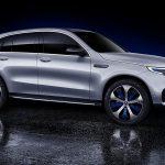 El Mercedes-Benz entre los vehículos eléctricos