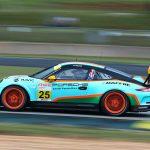 Primer lugar para Víctor Gómez IV en el Porsche GT3 Cup Challenge 2018