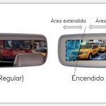 Infiniti Smart Rearview Mirror:  tecnologías que facilitan la conducción