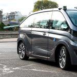 Esta no será tu próxima minivan, es la Autonom Cab de Navya