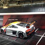 El Audi R8 LMS GT3 EVO 2019 hace su debut en EEUU