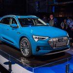 Audi llegará al LA Auto Show completamente electrificado