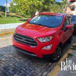 En Review el nuevo Ford EcoSport 2018