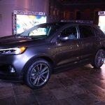 Llega Ford Edge 2019 con nuevo diseño y tecnología Co-Pilot360™