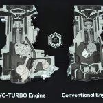 Motor VC turbo de Nissan, uno de 10 mejores del mundo