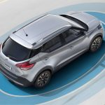 Nissan Intelligent Mobility integra el Safety Shield 360