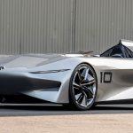 El Prototype 10 de Infiniti en el Auto Show de Los Ángeles