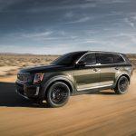 Kia presentó el totalmente nuevo SUV Telluride 2020