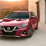 Nissan Maxima 2019 con nuevas tecnologías y diseño renovado