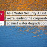 Ford es reconocido como líder mundial en sostenibilidad por sus esfuerzos en manejo del agua y cambio climático