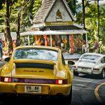 Porsche recorre la Toscana de Tailandia