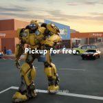 Autos famosos en Walmart