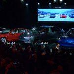 Musk presenta el Model Y completando su «SEXY lineup»