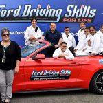 Ford Fund enseña a jóvenes a ser conductores más seguros