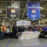 Producción de motores FCA Pentastar alcanza los 10 millones