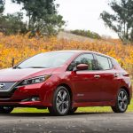 El Nissan LEAF 2018 gana el J.D. Power Engineering Award
