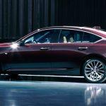 Cadillac presenta CT5