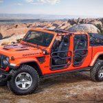 Jeep y Mopar presentan seis vehículos concepto el Easter Jeep Safari