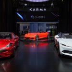 Karma presenta sus modelos en Shanghái