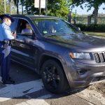 Campaña de Seguridad y Orientación Sobre el Cruce de Peatones