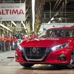 Reconocido entre los mejores el nuevo Nissan Altima 2019