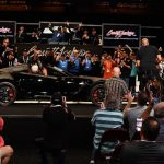 Rompen récord por venta de Corvette en $2.7 millones