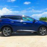 En Review el Nissan Murano: un SUV bien planificado