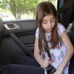 Ford Ranger monitorea cinturones de seguridad traseros