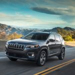 Jeep Cherokee logra el Top Safety Pick del IIHS