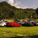Nissan GT-R protagonizó la corrida de autos más grande de Puerto Rico