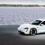 Estreno mundial del Porsche Taycan: deportividad sostenible