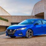 Nissan presenta la nueva apariencia de Sentra en el LA Auto Show