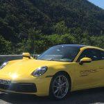 Porsches invaden nuestra isla en el PWRS