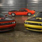 Dodge presenta la edición del 50 aniversario de Challenger