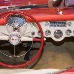 Plaza dedica undécima feria de autos clásicos y antiguos al Corvette